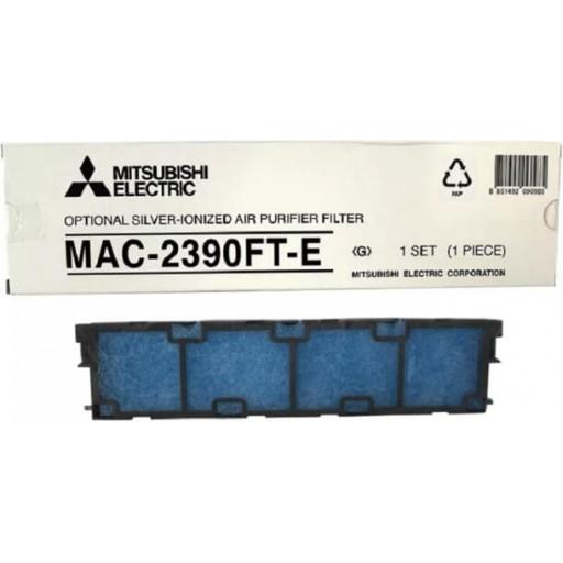 Сменный элемент бактерицидного фильтра с ионами серебра Mitsubishi Electric MAC-2390FT-E