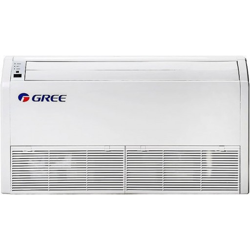 Напольно-потолочный кондиционер Gree U-Match GUD50W/A-S/GUD50ZD/A-S