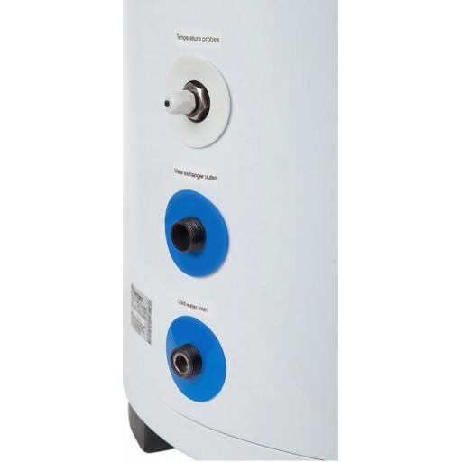 Комбинированный водонагреватель Thermex ER 80 V (combi)