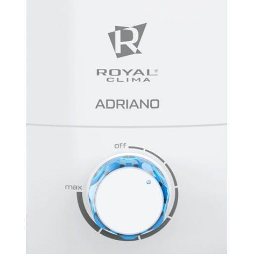 Ультразвуковой увлажнитель воздуха Royal Clima Adriano RUH-AD300/4.8M-WG