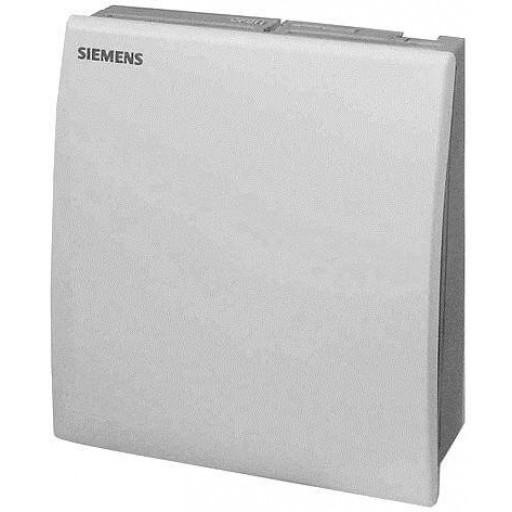 Датчик комнатной температуры и влажности Siemens QFA2020