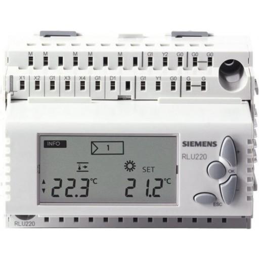 Универсальный контроллер Siemens RLU220