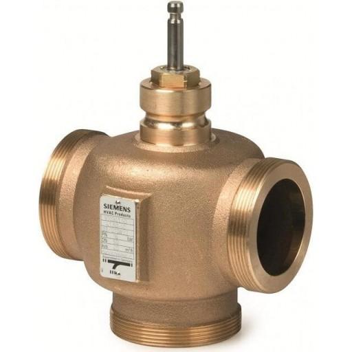 Регулирующий водяной клапан Siemens VXG41.50
