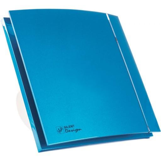 Вытяжной вентилятор Soler&Palau Silent-100 CZ Blue Design - 4C