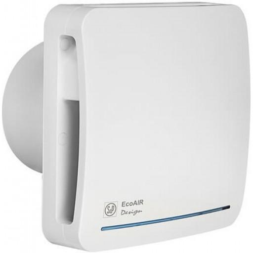 Центробежный вентилятор Soler&Palau Ecoair Design S