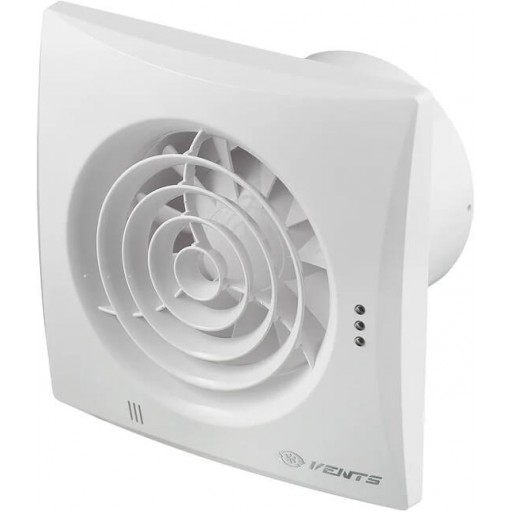 Вытяжной вентилятор Вентс Квайт 100 ТН