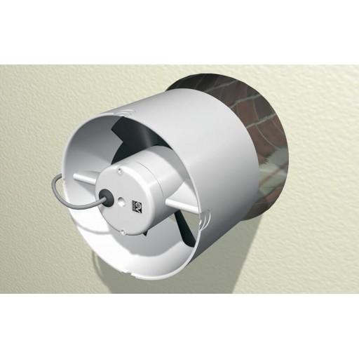 Канальный вентилятор Vortice Punto Ghost MG 100/4 LL