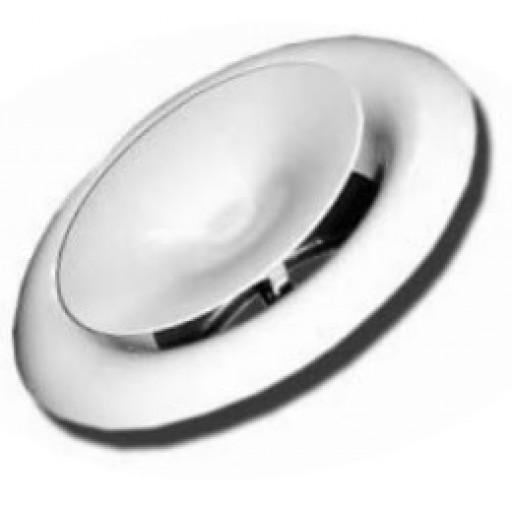Анемостат приточный стальной Airone DVS-P 250