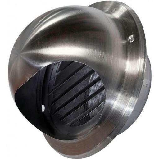 Диффузор приточно-вытяжной из нержавеющей стали Airone TC 125