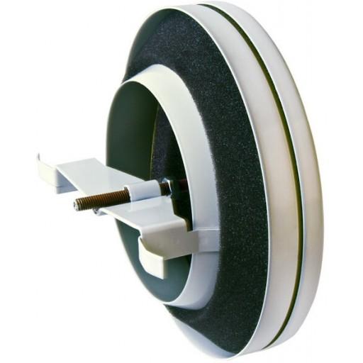 Анемостат приточный стальной Airone TFF 100