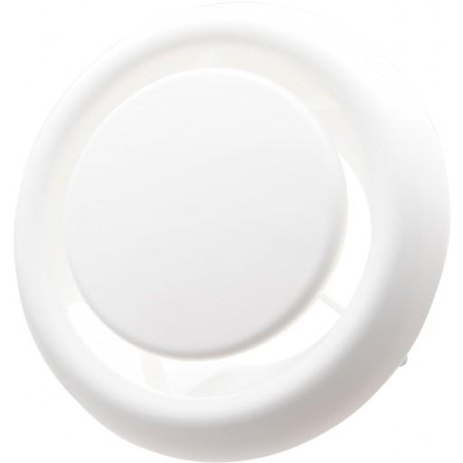 Анемостат приточно-вытяжной пластиковый DEC DAV 100