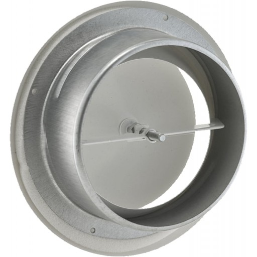 Анемостат приточный стальной DEC DVS-P 80
