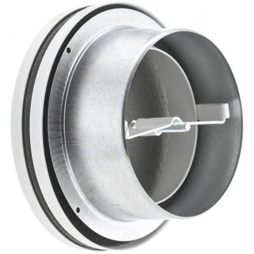 Анемостат приточный стальной DEC DVSR 100