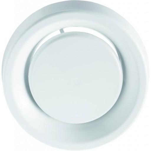 Анемостат вытяжной пластиковый Systemair Balance-E-100-SW