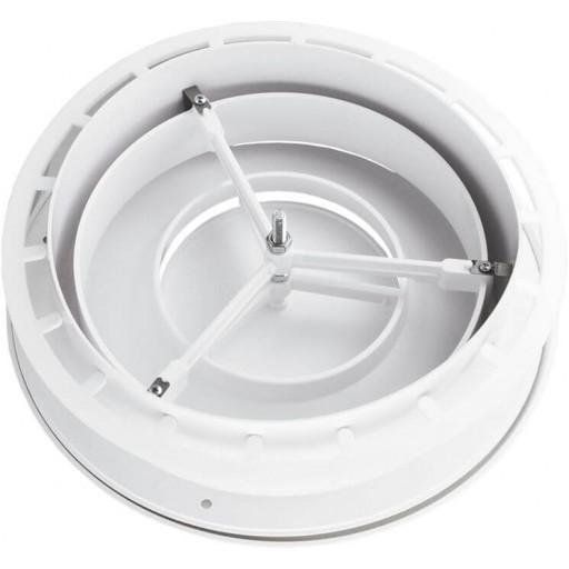 Анемостат приточно-вытяжной пластиковый Вентс А 200 ВРФ