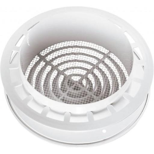 Диффузор приточный пластиковый Вентс МВ 200 ПФс