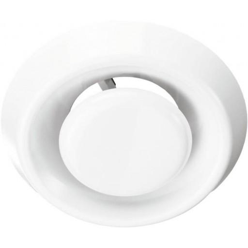 Анемостат приточно-вытяжной пластиковый Вентс А 100 ВР