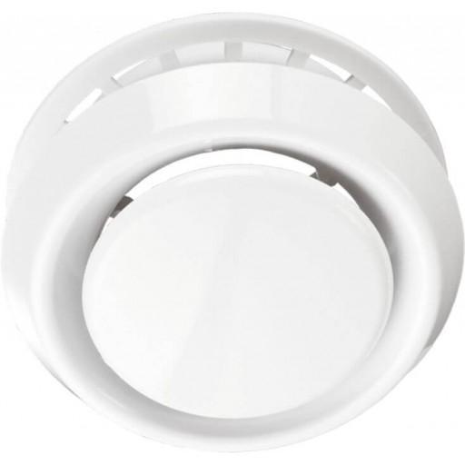Анемостат приточно-вытяжной пластиковый Вентс А 150 ВРФ