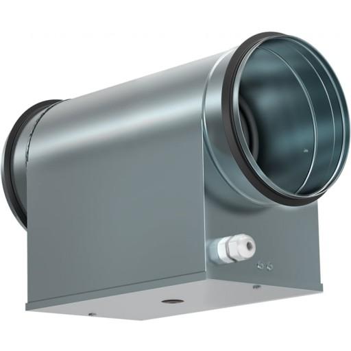 Электрический нагреватель для круглых каналов Shuft EHC 100-0,3/1