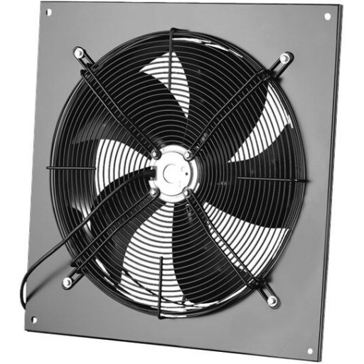 Осевой вентилятор на монтажной пластине Ballu Machine Fresh-K 200