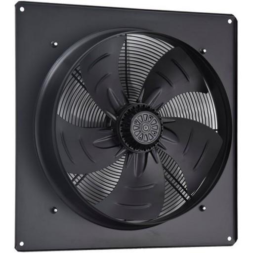 Осевой вентилятор на монтажной пластине Shuft AXW 550-4D