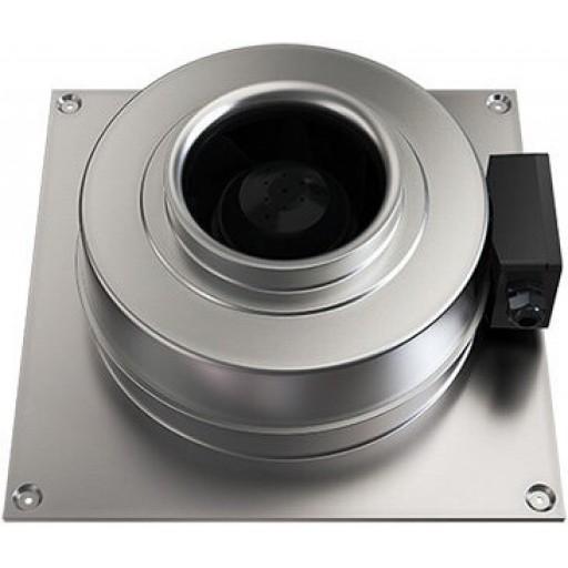 Канальный вентилятор на монтажной пластине Systemair KV 100 M Sileo