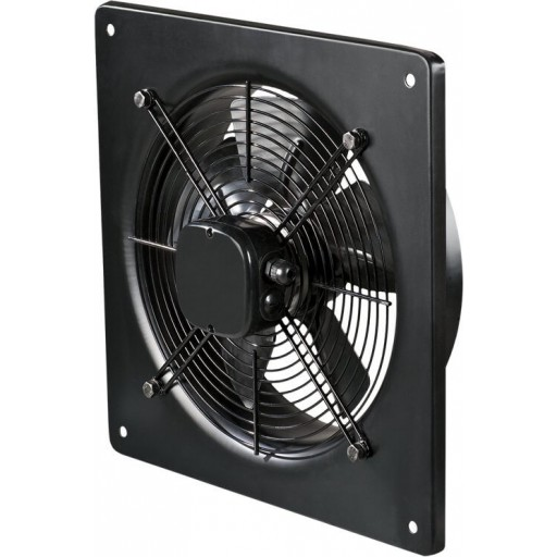 Осевой вентилятор на монтажной пластине Вентс ОВ 2Е 200