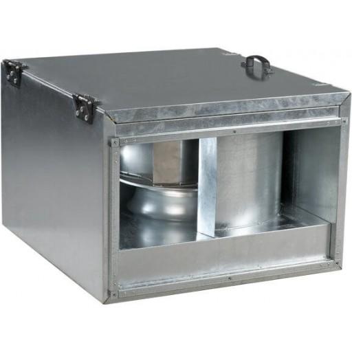 Шумоизолированный канальный вентилятор Вентс ВКПИ 2Е 400х200