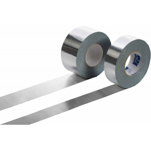 Атмосферостойкая алюминиевая лента DEC ASB Cold Shrink Tape ASB050