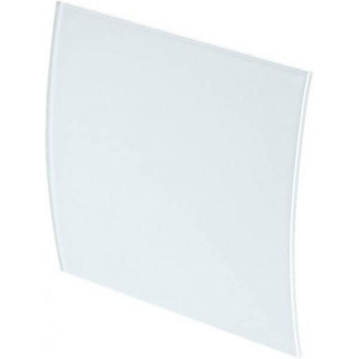 Панель декоративная стеклянная матовая Awenta Escudo Glass White Mat PEG100
