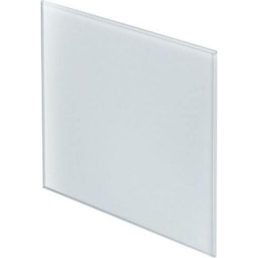 Панель декоративная стеклянная матовая Awenta Trax Glass White PTG100
