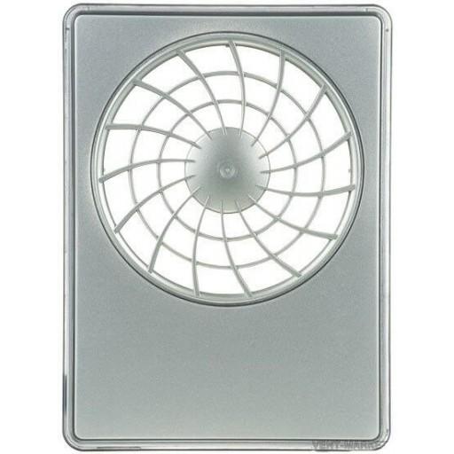 Панель декоративная пластиковая Vents iFan Silver