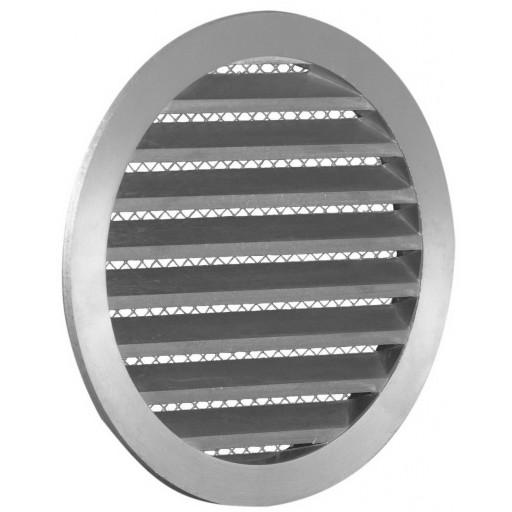 Вентиляционная решетка круглая алюминиевая Shuft PGC 100