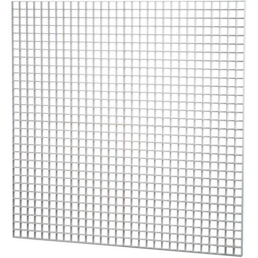 Потолочная решетка квадратная пластиковая Вентс РД 600