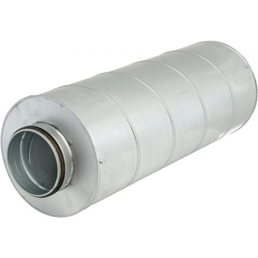 Шумоглушитель круглый канальный DEC GGLX 50S 160/0,6
