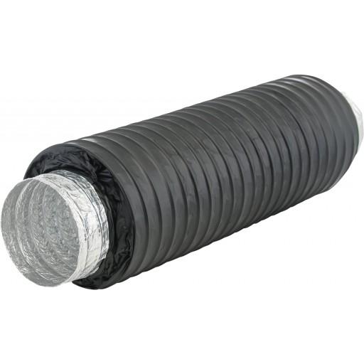 Гибкий шумоглушитель DEC Sonodec 25 GLX Combi Black 125/0,5
