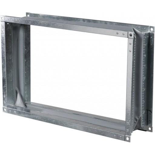 Гибкая вставка вентиляционная прямоугольная Вентс ВВГ 400х200