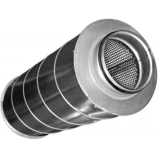 Шумоглушитель для круглых каналов Shuft SCr 100/600