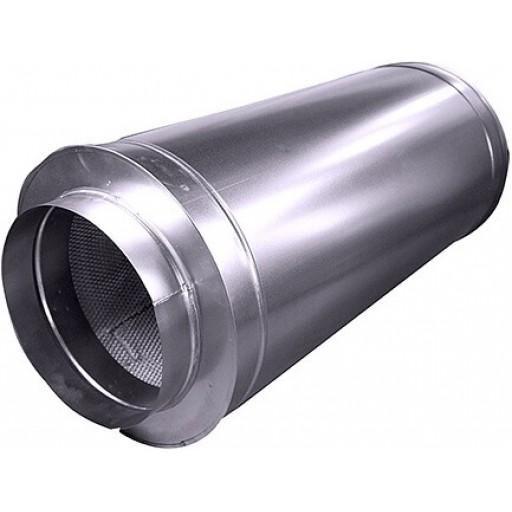Шумоглушитель круглый канальный Титан ГТК 100/600
