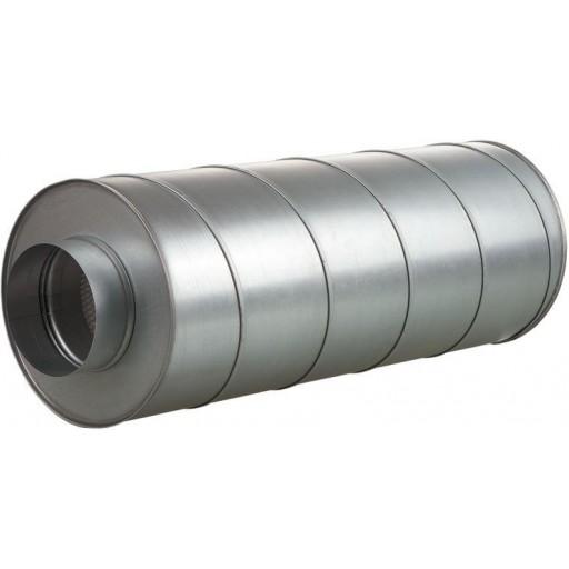 Шумоглушитель круглый канальный Вентс СР 100/600