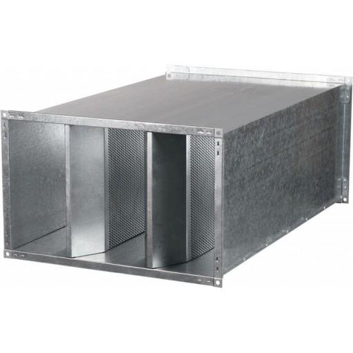 Шумоглушитель пластинчатый прямоугольный Вентс СР 400х200