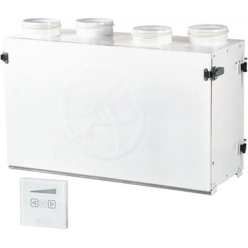 Приточно-вытяжная установка Blauberg Komfort Ultra S 250-H