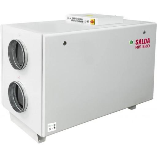 Приточно-вытяжная установка Salda RIS 700 HE EKO 3.0