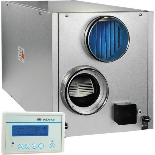 Приточно-вытяжная установка Вентс ВУТ 600 ЭГ