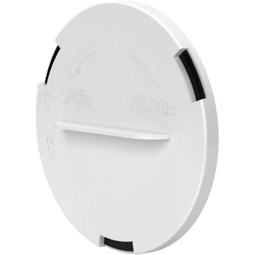 Заглушка коллектора круглая Vents FlexiVent 030975 / DN75