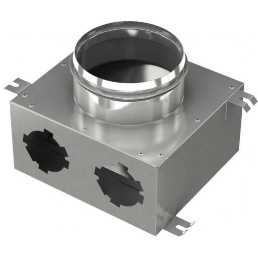 Коллектор металлический Vents FlexiVent 1001125/75x2 / DN75