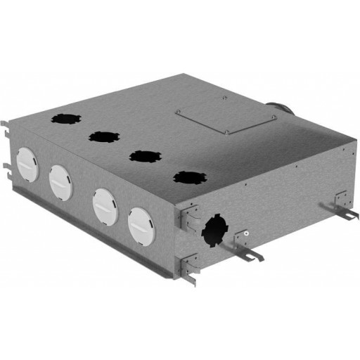 Коллектор металлический Vents FlexiVent 1001125/75x6 / DN75