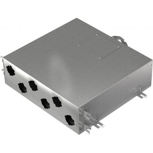 Коллектор металлический Vents FlexiVent 1003125/75x6 / DN75
