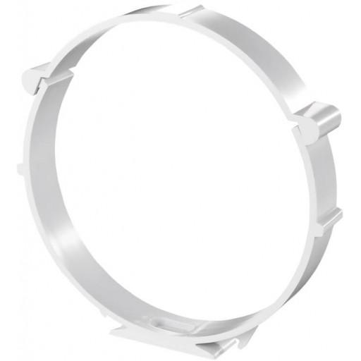 Держатель для круглых пластиковых воздуховодов Ø100 (16)