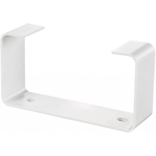 Держатель для прямоугольных пластиковых воздуховодов 55х110 (56)